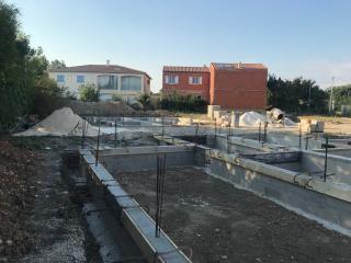 Démarrage des travaux à Istres