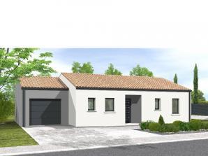 Maison neuve à Brem-sur-Mer (85470)<span class='prix'> 186600 €</span> 186600