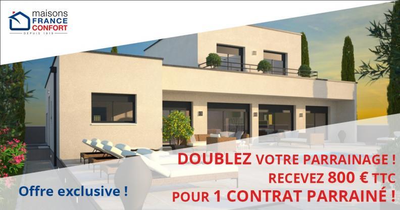 offre exclusive - doublement parrainage Rhône-Alpes