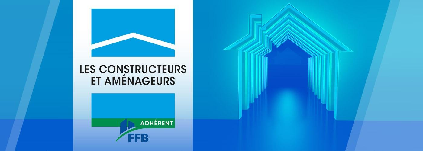Logo Constructeurs et Aménageurs de la FFB (LCA-FFB)