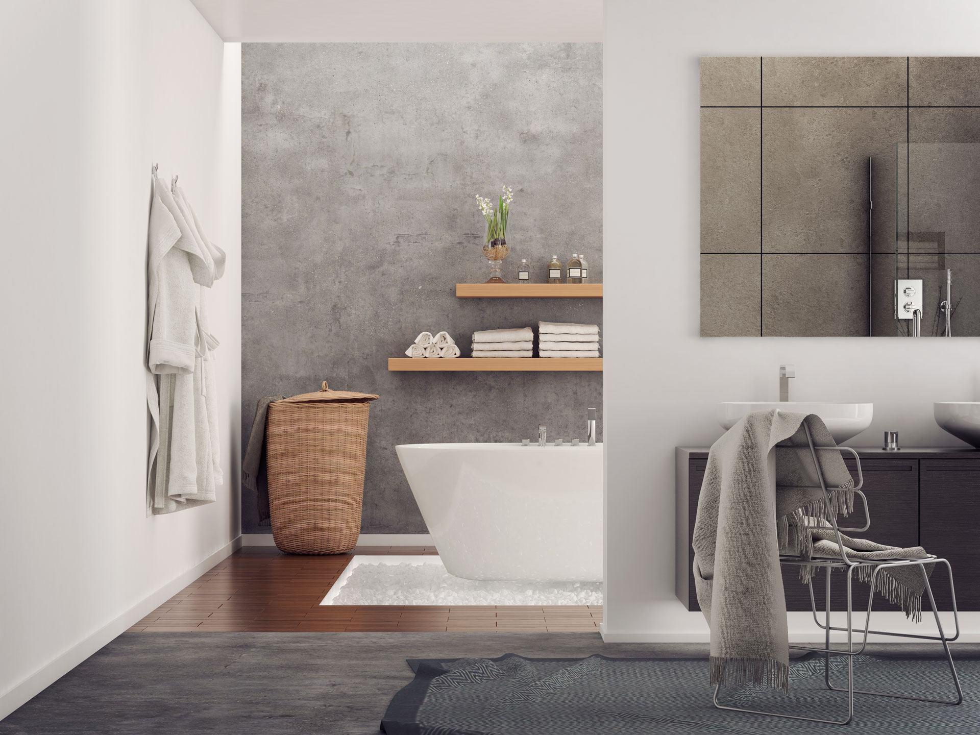 Aménager sa salle de bain seconde idée