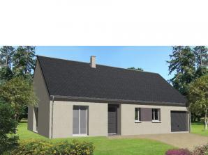 Maison neuve à Cinq-Mars-la-Pile (37130)<span class='prix'> 156798 €</span> 156798