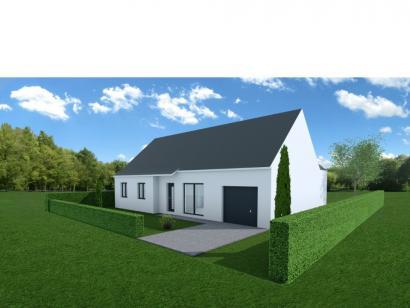 Maison neuve  à  Monnaie (37380)  - 204000 € * : photo 2