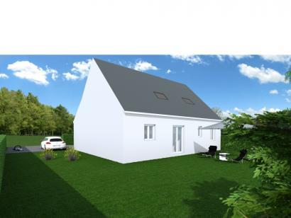 Maison neuve  à  Parçay-Meslay (37210)  - 216000 € * : photo 2