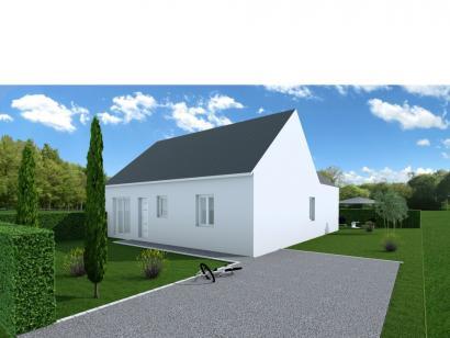 Maison neuve  à  Parçay-Meslay (37210)  - 202000 € * : photo 2