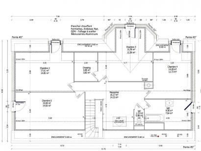 Maison neuve  à  Fondettes (37230)  - 370000 € * : photo 2