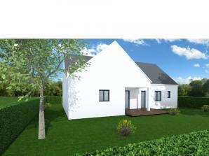 Maison neuve à Fondettes (37230)<span class='prix'> 304000 €</span> 304000