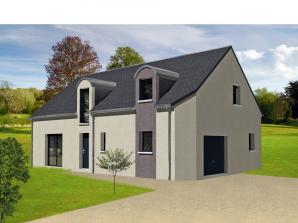Maison neuve à Fondettes (37230)<span class='prix'> 337000 €</span> 337000
