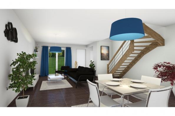 Modèle de maison Eden 3 chambres  : Photo 4