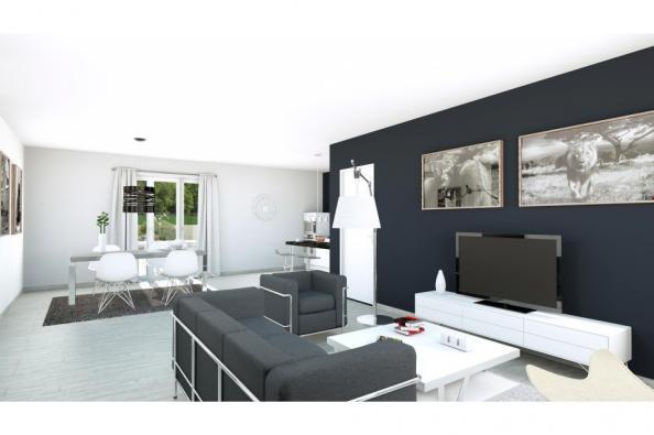 Modèle de maison Littoral T5 4 chambres  : Photo 2