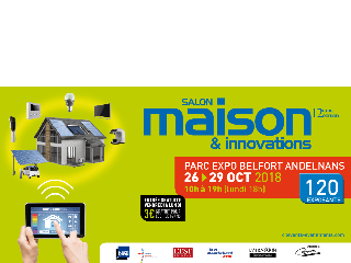 Salon Maison et innovations à Belfort
