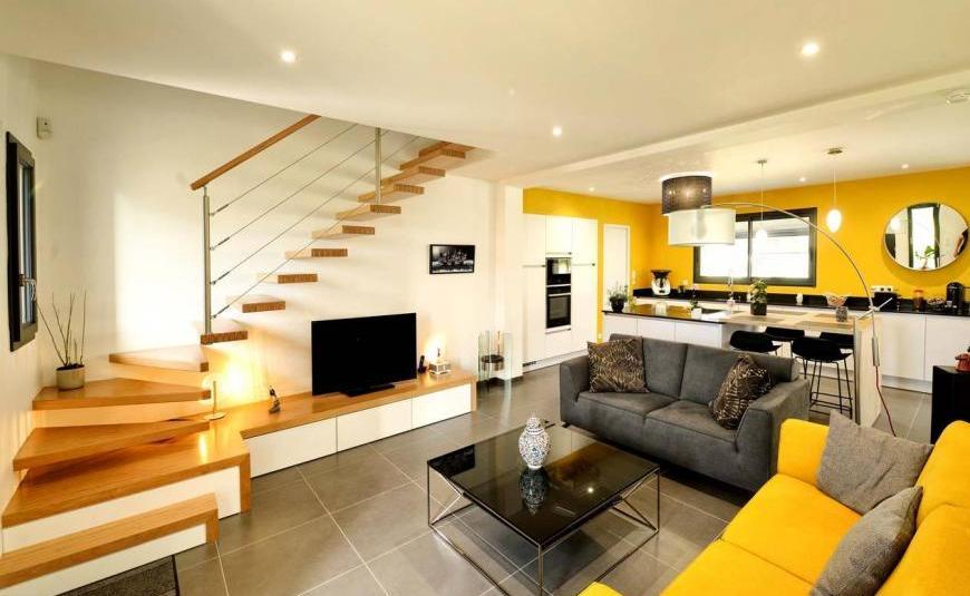 Construire une maison contemporaine