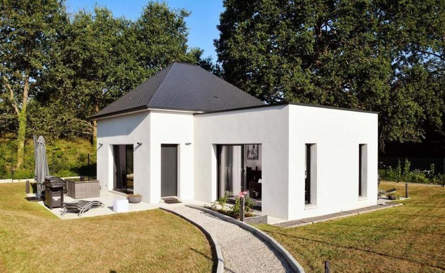 Nos réalisations de maisons plain-pied