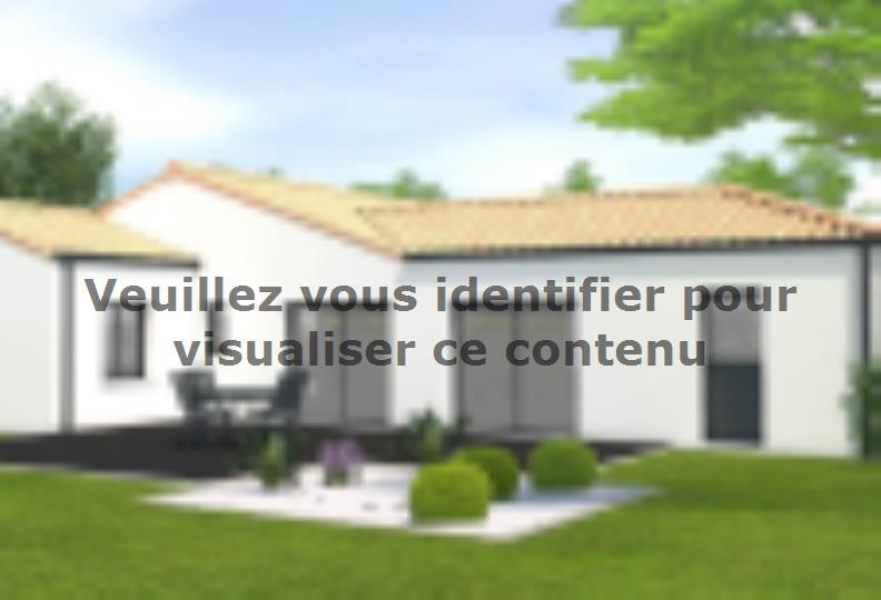 Modèle de maison Avant projet Les Herbiers - 2 chambres + 1 bureau : Vignette 2