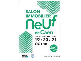 Du 19 au 21 octobre 2018 rendez-vous au Salon Immobilier Neuf de Caen