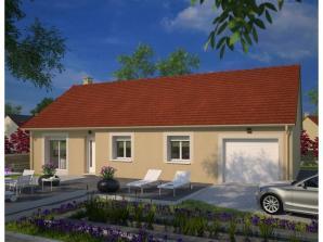 Maison neuve à Lumbres (62380)<span class='prix'> 149000 €</span> 149000