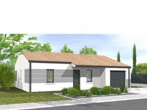 Maison neuve à Challans (85300)<span class='prix'> 192490 €</span> 192490
