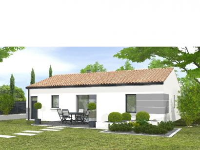 Maison neuve  à  Challans (85300)  - 192490 € * : photo 2