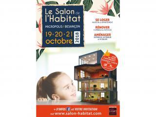 Salon de l'Habitat Besançon du 19 au 21 octobre 2018