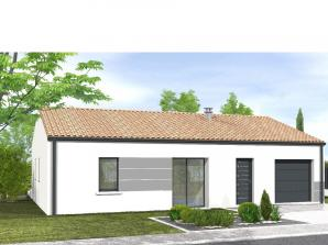 Maison neuve à Saint-Jean-de-Monts (85160)<span class='prix'> 174776 €</span> 174776
