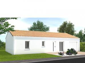 Avant projet Saint Cyr En Talmondais - 3 chambres