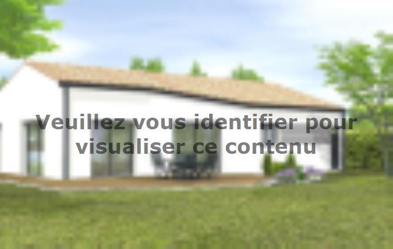 Modèle de maison Avant projet La Chappelle Aux Lys - 3 chambres + 1 : Vignette 2