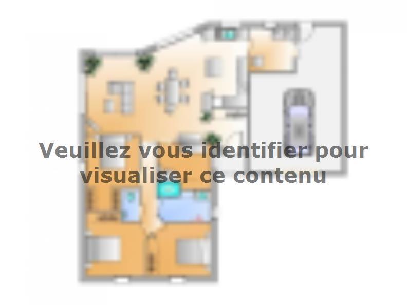 Plan de maison Avant projet La Chappelle Aux Lys - 3 chambres + 1 : Vignette 1