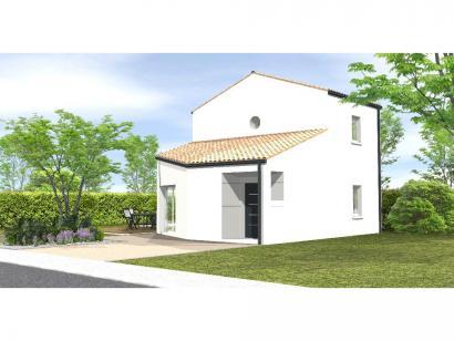 Modèle de maison Avant projet Grues 3 chambres 3 chambres  : Photo 1