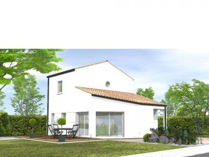 Modèle de maison Avant projet Grues 3 chambres 3 chambres  : Photo 2