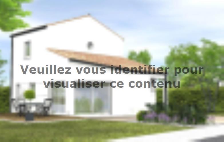 Modèle de maison Avant projet Grues 3 chambres : Vignette 2
