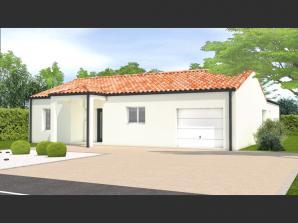 Avant projet Lairoux - 3 chambres