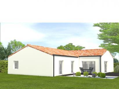 Modèle de maison Avant projet Lairoux - 3 chambres 3 chambres  : Photo 2