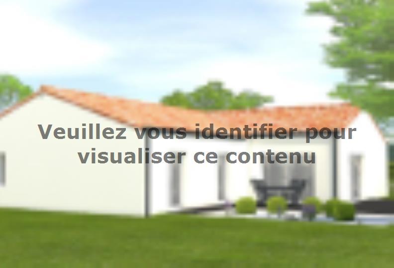 Modèle de maison Avant projet Lairoux - 3 chambres : Vignette 2