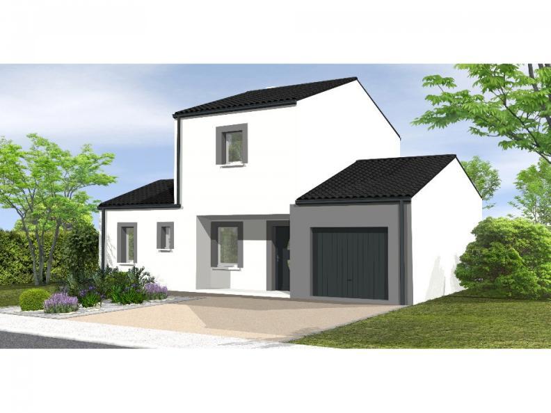 Modèle de maison Avant projet Les Achards - 3 chambres : Vignette 1