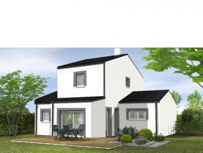 Modèle de maison Avant projet Les Achards - 3 chambres 3 chambres  : Photo 2