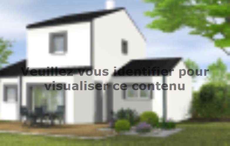Modèle de maison Avant projet Les Achards - 3 chambres : Vignette 2