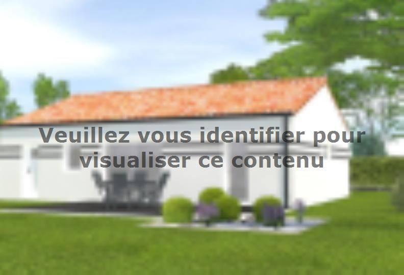 Modèle de maison Avant Projet Bellevigny - 2 chambres : Vignette 2