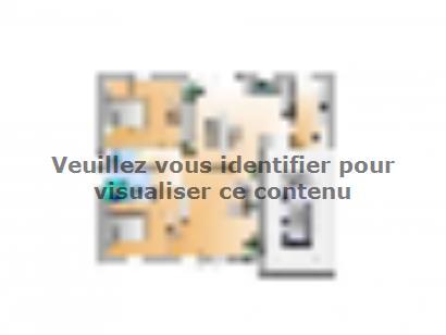Plan de maison Avant Projet Bellevigny - 2 chambres 2 chambres  : Photo 1