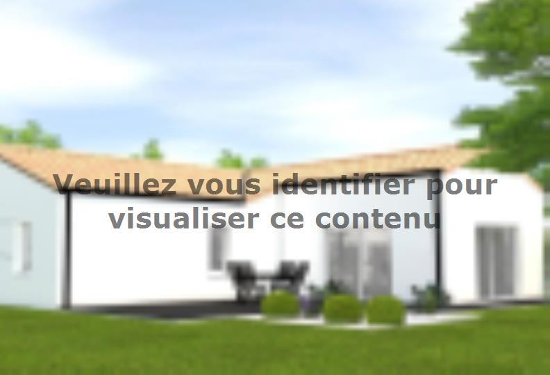 Modèle de maison Avant projet La Faute Sur Mer - 4 chambres : Vignette 2