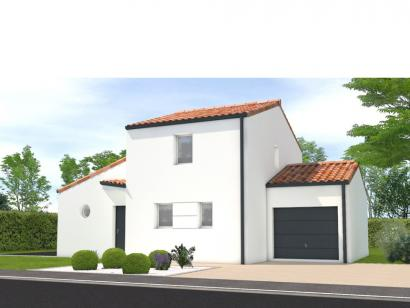 Modèle de maison Avant projet Brem Sur Mer - 3 chambres 3 chambres  : Photo 1
