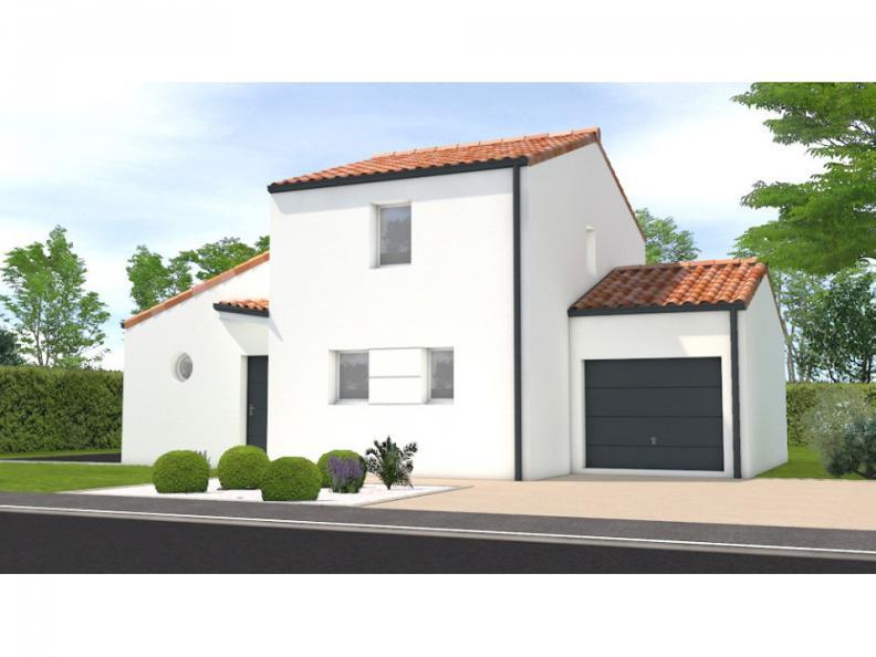 Modèle de maison Avant projet Brem Sur Mer - 3 chambres : Vignette 1