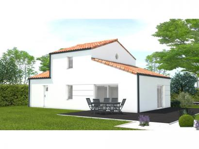 Modèle de maison Avant projet Brem Sur Mer - 3 chambres 3 chambres  : Photo 2