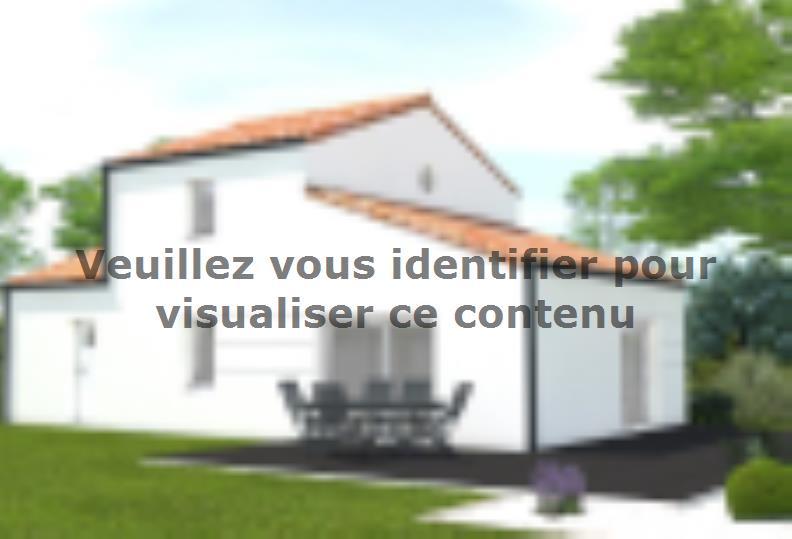 Modèle de maison Avant projet Brem Sur Mer - 3 chambres : Vignette 2