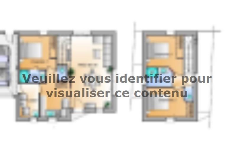 Plan de maison Avant projet Brem Sur Mer - 3 chambres : Vignette 1