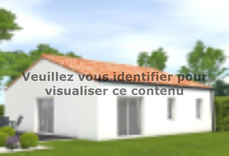 Modèle de maison Avant projet La Rabateliére - 3 chambres : Vignette 2