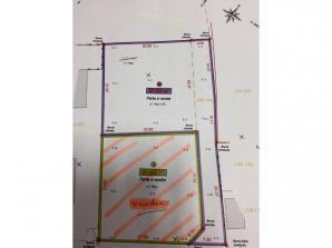 Terrain à vendre à Tilques (62500)<span class='prix'> 65000 €</span> 65000