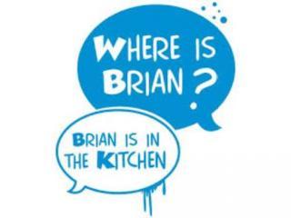 Where is Brian ?