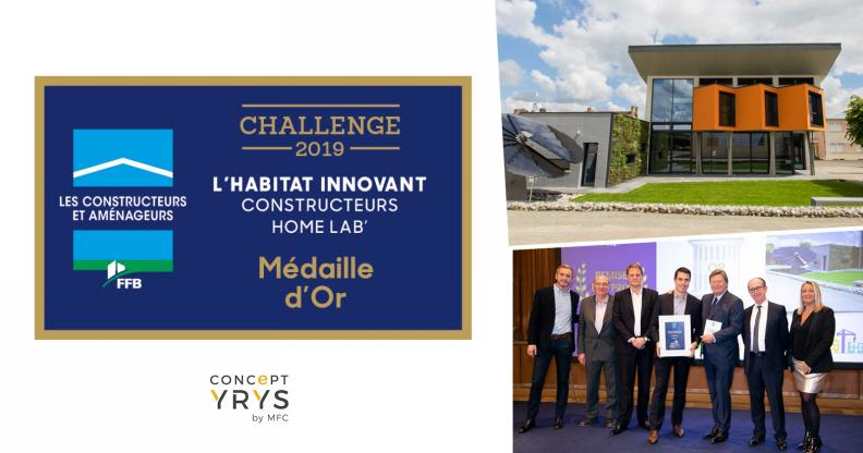 YRYS au Challenge Habitat Innovant