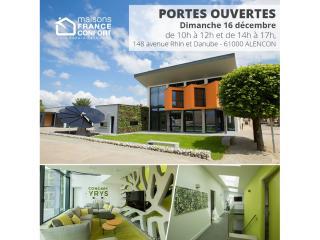 Portes Ouvertes Concept YRYS le 16/12 à Alençon