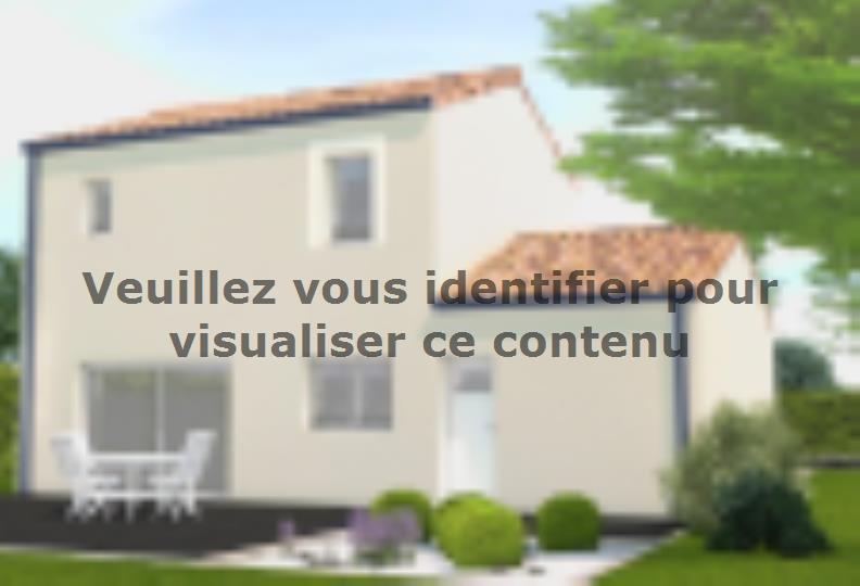 Modèle de maison Avant projet Palluau - 79m² -3 chambres : Vignette 2